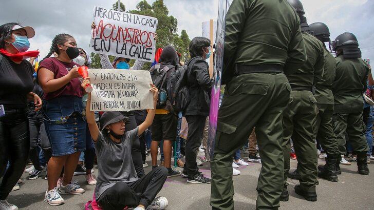 Colombia: vuelve a las calles el Comité del Paro