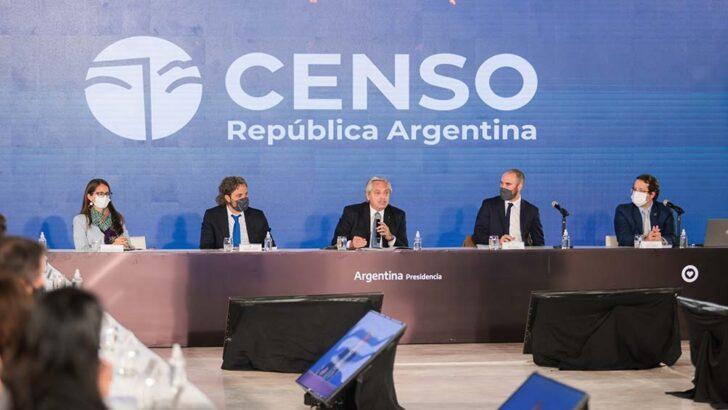"""Censo Nacional 2022: Alberto lo calificó como """"central» para conocer las «fortalezas y debilidades» del país"""
