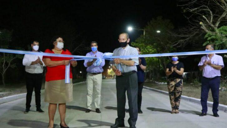 Chaco Reactiva en Puerto Bermejo: Capitanich inauguró múltiples obras