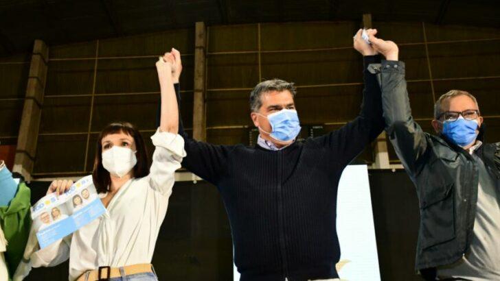 """Con actos en Barranqueras y Resistencia, Capitanich pidió el apoyo para llevar adelante """"nuestras iniciativas en el Congreso y más obras para Chaco"""""""