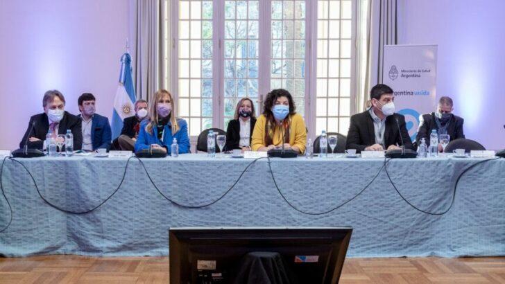 Consejo Federal de Salud: hoy se define las cuestiones técnicas de la vacunación a adolescentes