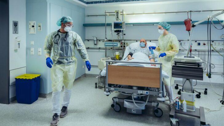 Covid 19 en Chaco: la tasa de ocupación de la asistencia respiratoria es de solo un 11,5%