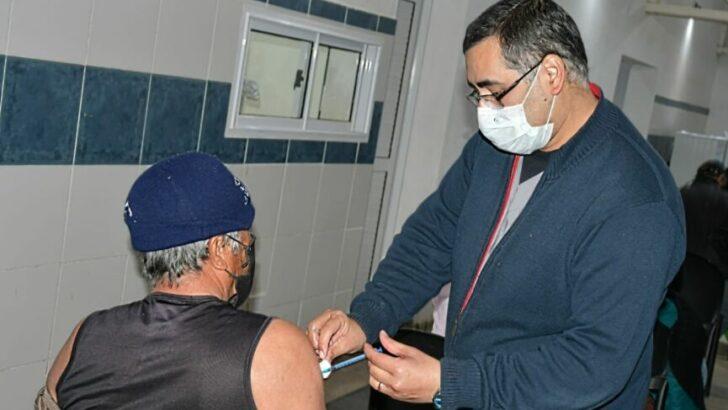 Cruzada provincial de vacunación «Me cuido, te cuido» para completar esquema del calendario nacional
