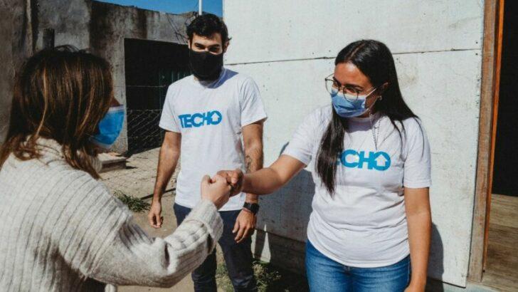 Desarrollo Social firmo un convenio de colaboración recíproca con la asociación civil TECHO