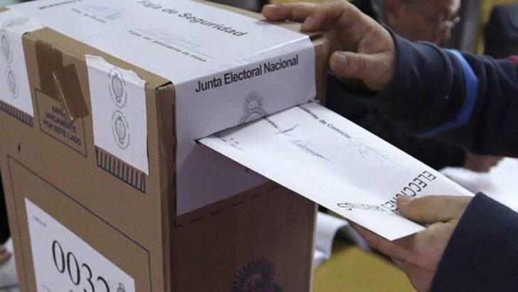 Difunden quiénes estarán exceptuados de votar en las Legislativas
