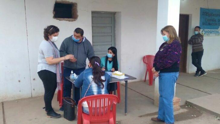 El Plan Detectar llegó a Pampa del Infierno