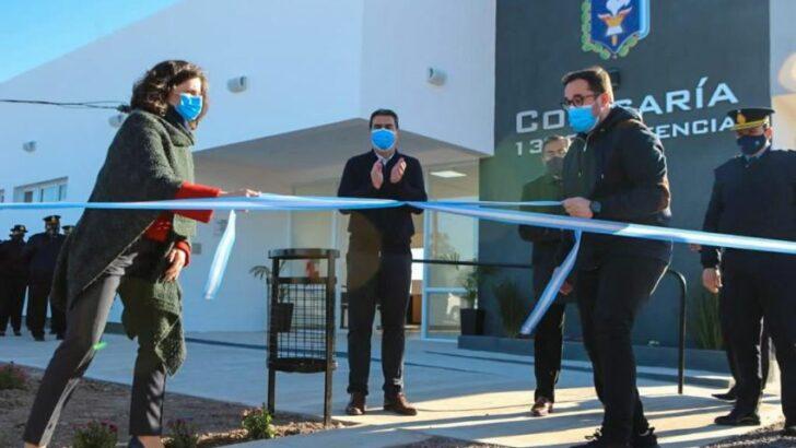 """Inauguraron la Comisaría 13 en Resistencia: """"seguimos trabajando para mejorar la calidad de vida de las y los chaqueños"""""""