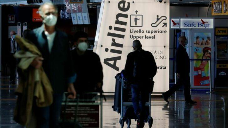 La UE cierra sus fronteras a viajeros estadounidenses