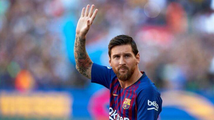 No existe una supuesta oferta del Barcelona a Messi