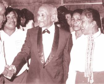 Semana de la Danza Chaqueña: homenaje Bagual Fuentes