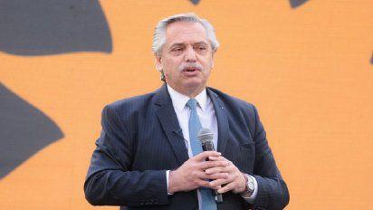 Alberto Fernández destacó la importancia de la industria en el desarrollo de las personas y el país 1