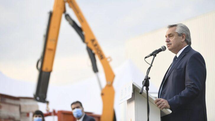Alberto pondrá en marcha 25 obras en 15 provincias y visitará una fábrica