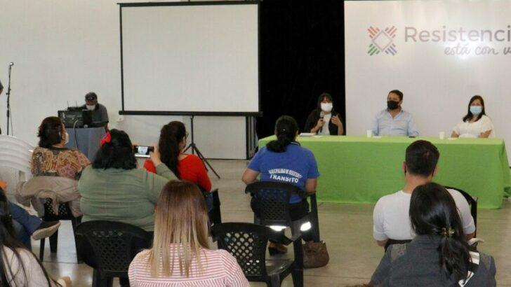 Comenzó el segundo curso sobre lengua de señas con gran demanda de trabajadores y trabajadoras municipales