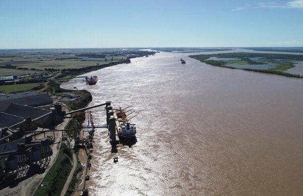 Comienza la nueva concesión de la Hidrovía Paraná Paraguay bajo control estatal 1