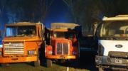 Contrabando de granos en Salta: Gendarmería secuestró 180 toneladas transportados en seis camiones