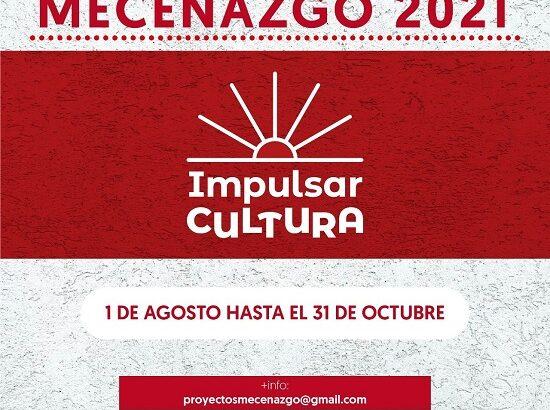 Segunda convocatoria para proyectos culturales con Mecenazgo
