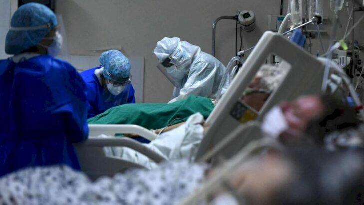 Covid 19 en el país: 190 personas fallecieron y se registraron 4.653 nuevos contagios en las ultimas 24 horas