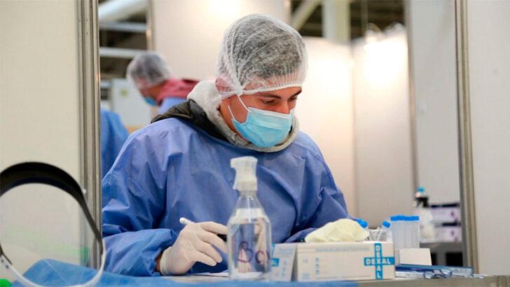 Covid 19 en Chaco: con 11 nuevos contagios los casos activos son 75