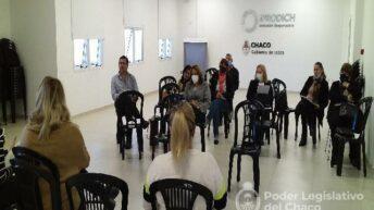 Discapacidad: nuevo encuentro del equipo interinstitucional del Poder Legislativo y el Iprodich