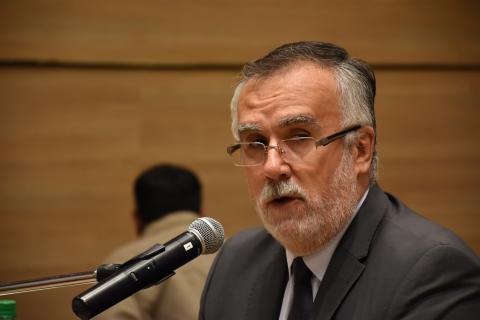El Consejo de la Magistratura eligió a Víctor del Río como el quinto integrante del STJ