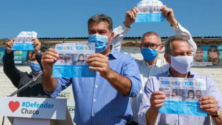 El Frente de Todos Chaco llevó sus propuestas electorales a Pampa del Indio y Roca