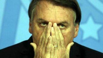 El golpista Jair Bolsonaro cada vez más aislado, retrocedió en su posición contra el STF