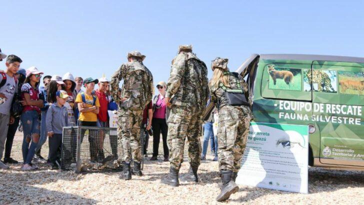 En Agronea 2021, el Gobierno expuso las políticas ambientales y territoriales