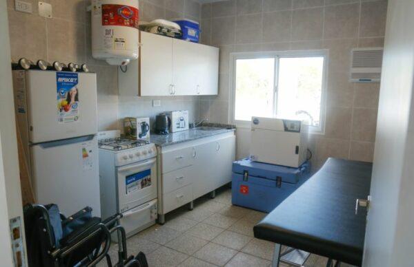 Inauguraron la ampliación y refacción del Centro de Salud de Colonia Tacuarí 2