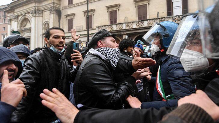 Italia: el Gobierno se muestra preocupado por la posible presencia de «extremistas»
