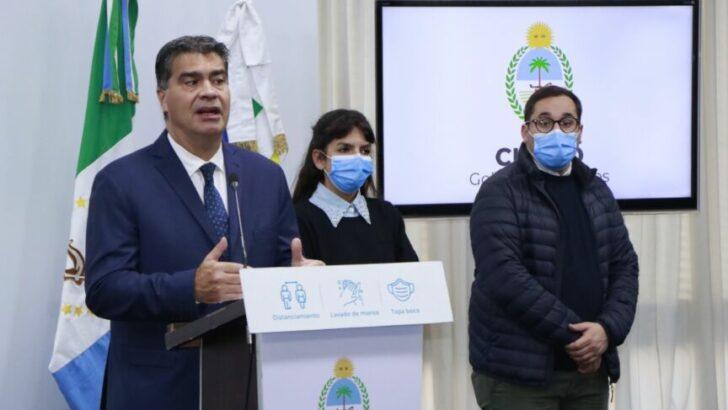 Jorge Capitanich anunció aumento salarial para la administración pública