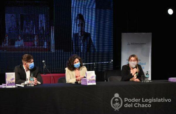 Juicio civil y comercial por jurados: Obeid participó del primer simulacro en la provincia 1
