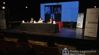 Juicio civil y comercial por jurados: Obeid participó del primer simulacro en la provincia