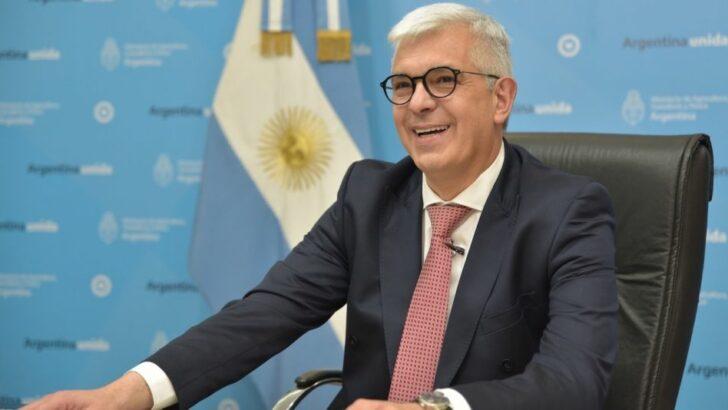 Julián Domínguez mantendrá su primer encuentro presencial con la Mesa de Enlace
