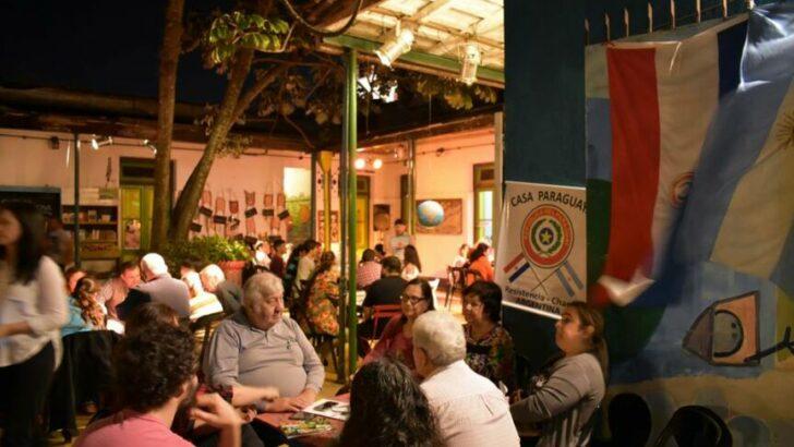 Kermesse intercultural en el Cecual