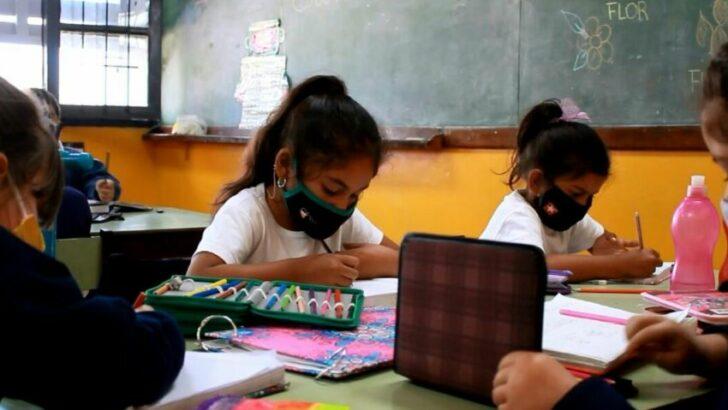Las escuelas chaqueñas inician el camino, progresivo y cuidado, hacia la presencialidad plena
