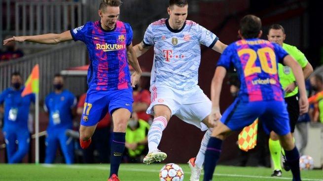 Liga de Campeones: Bayern Munich se aprovechó de un inofensivo Barcelona