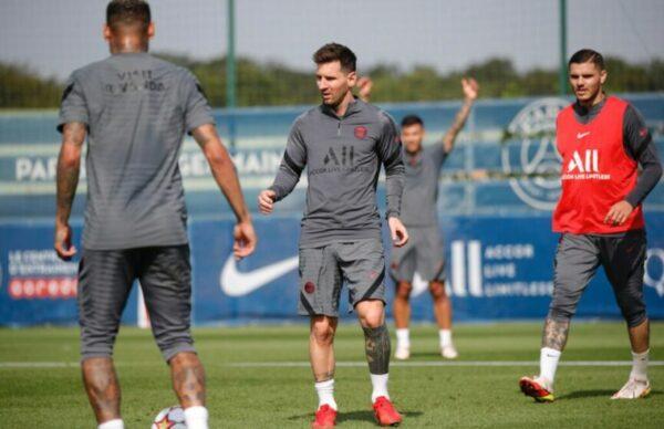 Messi inicia su camino hacia su quinta orejona 1
