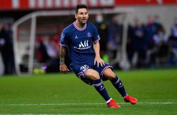 Messi inicia su camino hacia su quinta orejona 2