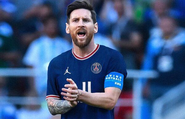 Messi quiere llegar a ser pentacampeón europeo con el PSG 1