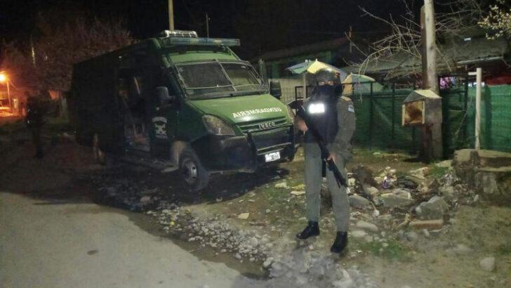 Narcomenudeo en El Bolsón: desarticulan una organización delictiva