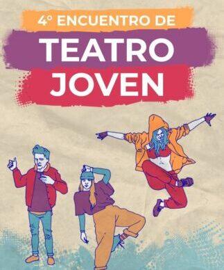 Obras y talleres en el 4to Encuentro Provincial de Teatro Joven