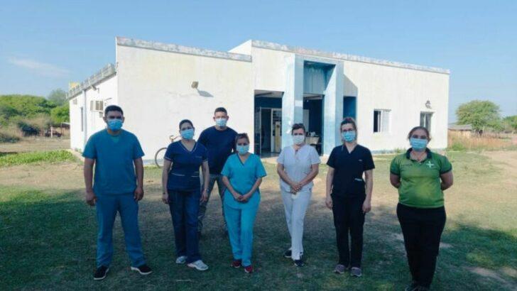 Pampa del Indio: Salud Pública realizá un operativo integral sanitario