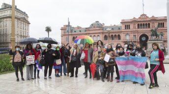 Por las violencias sufridas históricamente, travestis y trans exigen una indemnización