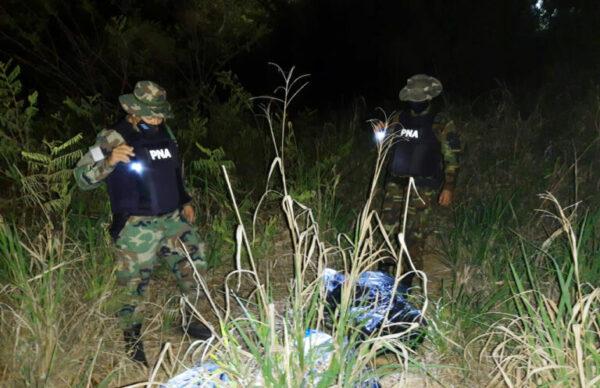 Prefectura secuestró más de 130 kilos de marihuana en dos operativos 1