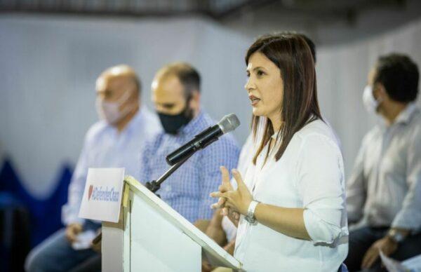"""""""Queremos hacer de Chaco una provincia líder en el Norte Grande, para luchar por lo que nos corresponde"""""""