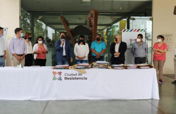 Resistencia: se conocieron las ofertas para avanzar con la ampliación y refacción de otros cinco centros comunitarios municipales 2