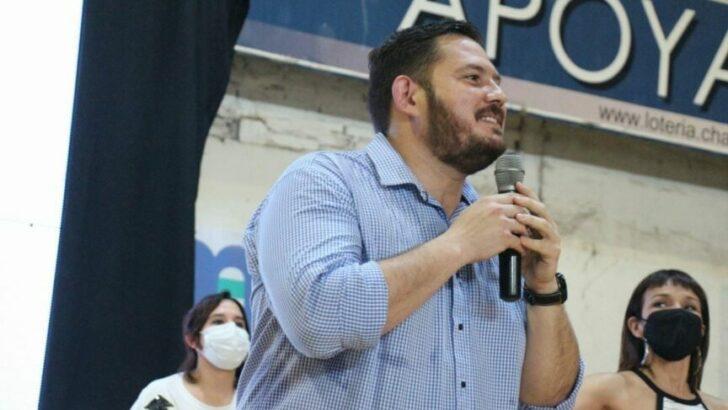 Rodrigo Ocampo: «Vamos a garantizar protagonismo joven en la legislatura chaqueña»