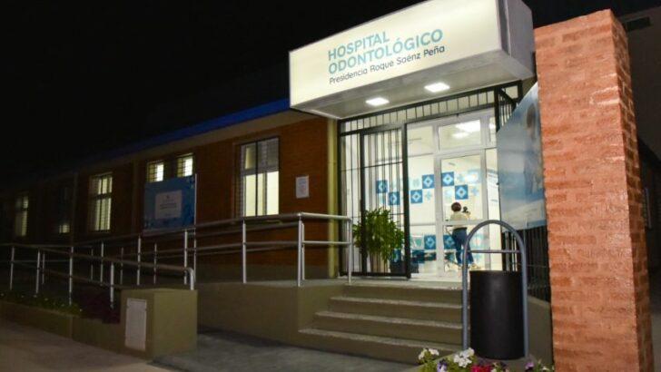 Sáenz Peña: el nuevo Odontológico ya atendió cerca de 8000 pacientes y aplicó la primera prótesis
