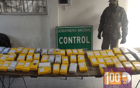 Salta: detienen a cuatro miembros de una banda narco