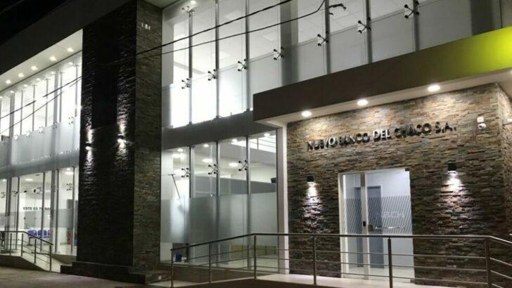 Tres Isletas: el Nuevo Banco del Chaco habilitó un nuevo edificio